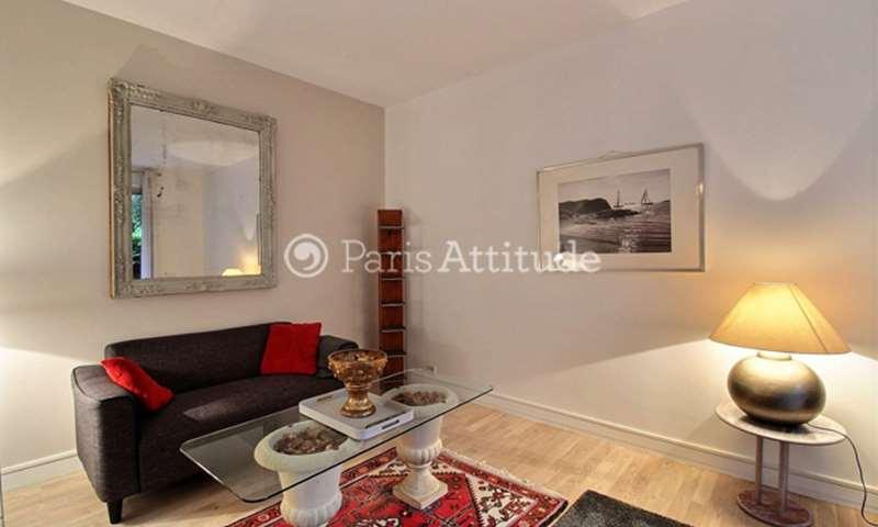 Rent Apartment 1 Bedroom 44m² avenue Charles de Gaulle, 92100 Boulogne Billancourt