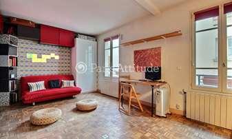 Rent Apartment Studio 39m² rue de la Roquette, 11 Paris