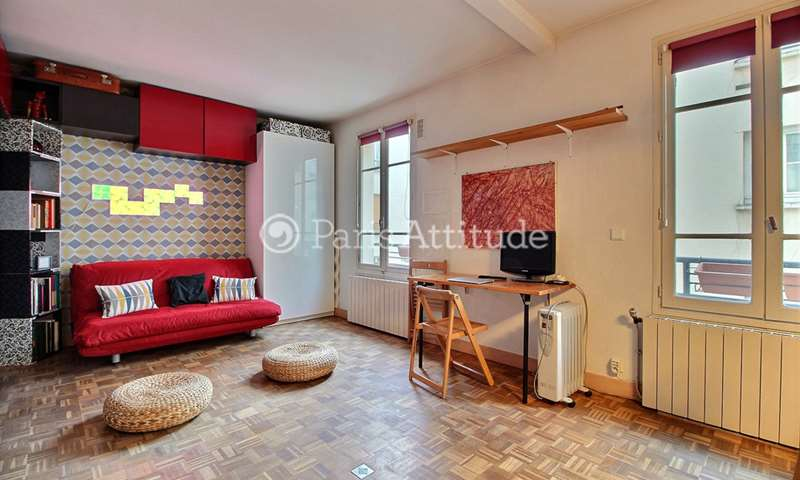 Rent Apartment Studio 39m² rue de la Roquette, 11 Paris