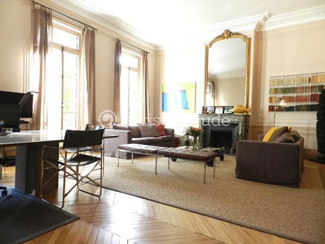 Aluguel Duplex 4 quartos 243m² Place Henri Bergson, 75008 Paris