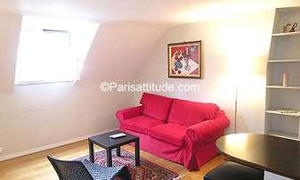 Location Appartement 1 Chambre 34m² rue La Boetie, 8 Paris