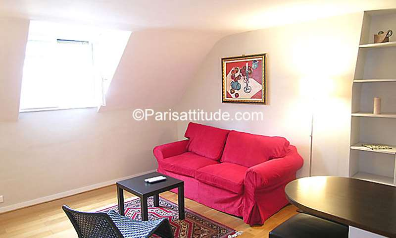 Rent Apartment 1 Bedroom 34m² rue La Boetie, 8 Paris