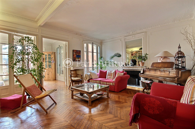 Apartment 3 Bedroom 150 m² Luxembourg Garden