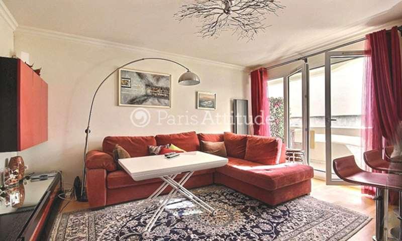 Rent Apartment 1 Bedroom 45m² rue de Fontarabie, 20 Paris