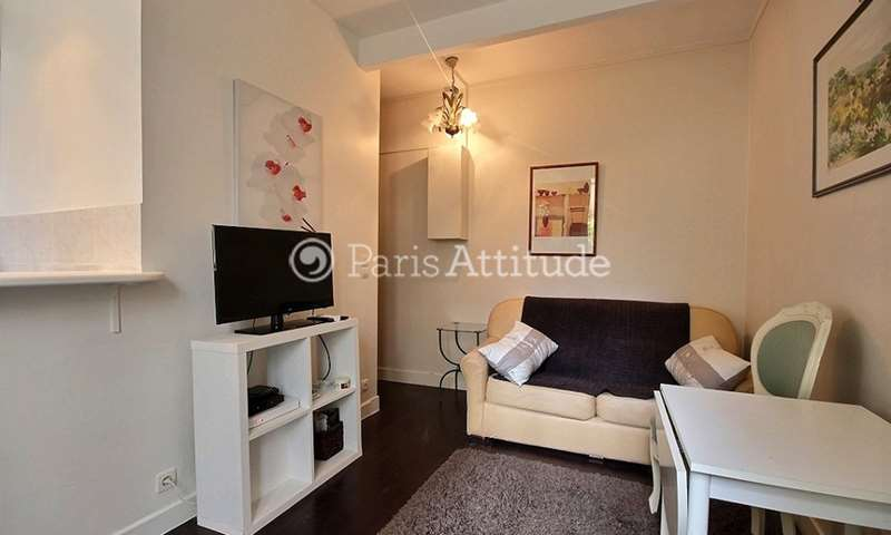 Rent Apartment 1 Bedroom 32m² rue Daguerre, 75014 Paris