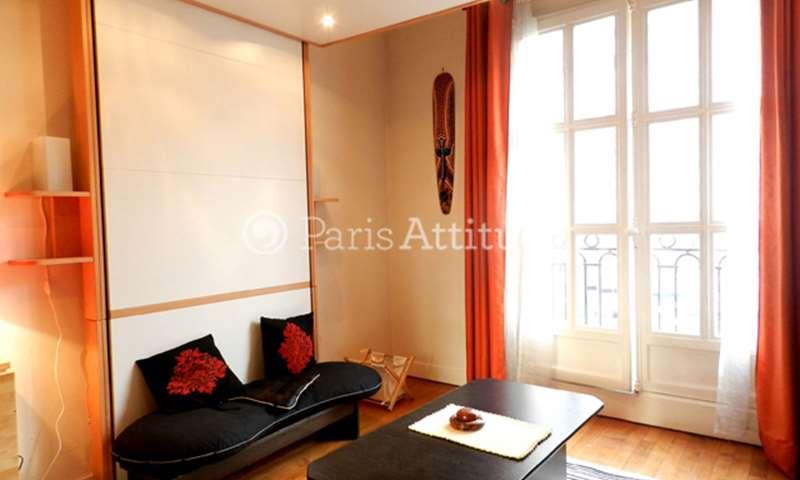 Rent Apartment Studio 25m² rue Raymond Losserand, 14 Paris