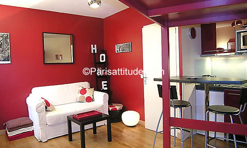 Rent Apartment Studio 19m² boulevard Pereire, 75017 Paris