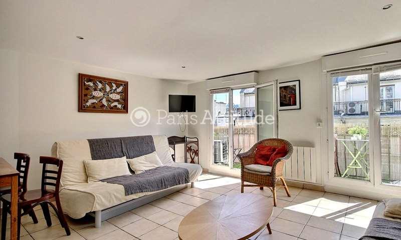 Rent Apartment 1 Bedroom 45m² rue Saint Denis, 1 Paris
