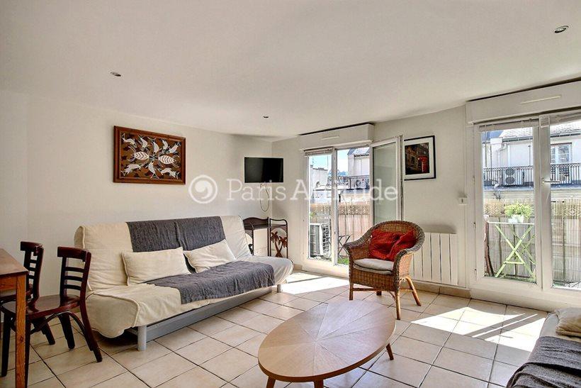 Aluguel Apartamento mobiliado 1 quarto 45m² rue Saint Denis, 75001 Paris