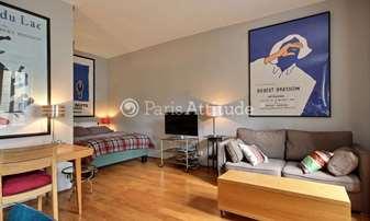 Aluguel Apartamento Studio 40m² rue Keller, 11 Paris