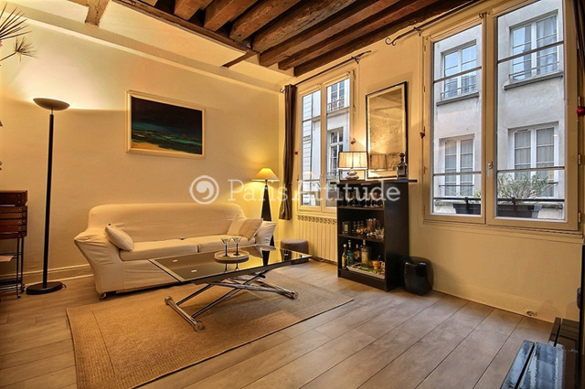Apartment 1 Bedroom 35 m² Le Marais
