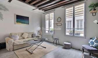 Aluguel Apartamento 1 quarto 35m² rue Saint Martin, 4 Paris