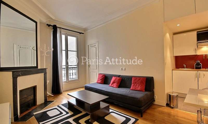 Rent Apartment 1 Bedroom 35m² rue Bonaparte, 75006 Paris