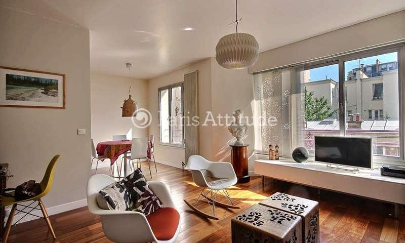 Rent Apartment 1 Bedroom 55m² rue du Commerce, 75015 Paris