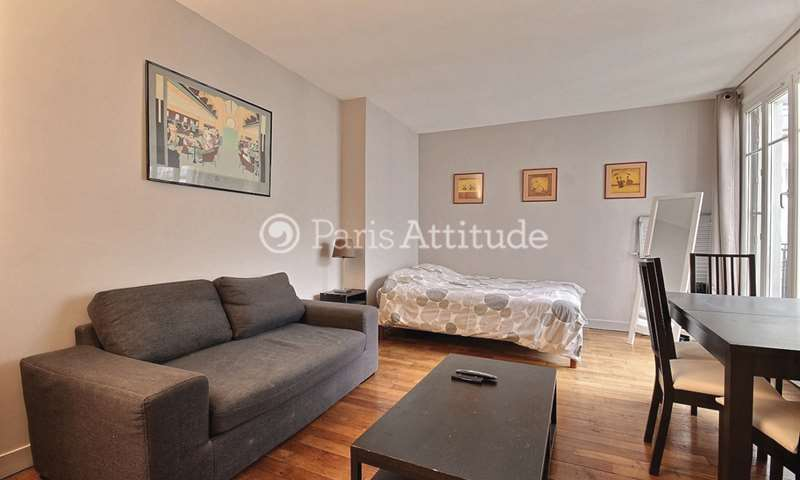 Rent Apartment Studio 36m² rue Paul Bert, 11 Paris