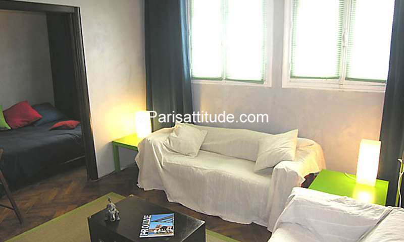 Location Appartement Alcove Studio 38m² rue Malar, 7 Paris