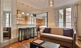 Rent Apartment Alcove Studio 37m² rue de l eglise, 92200 Neuilly sur Seine