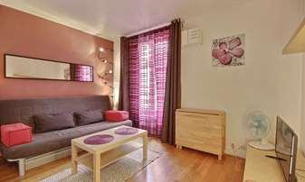 Rent Apartment Studio 20m² Villa Saint Charles, 15 Paris