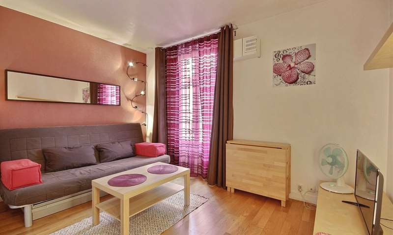 Rent Apartment Studio 20m² Villa Saint Charles, 75015 Paris