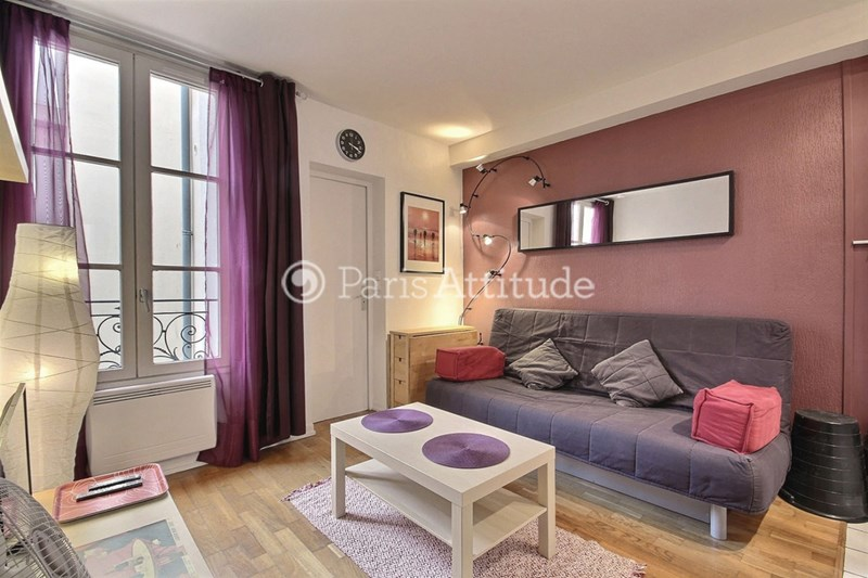 Rent Apartment Studio 19m² Villa Saint Charles, 75015 Paris