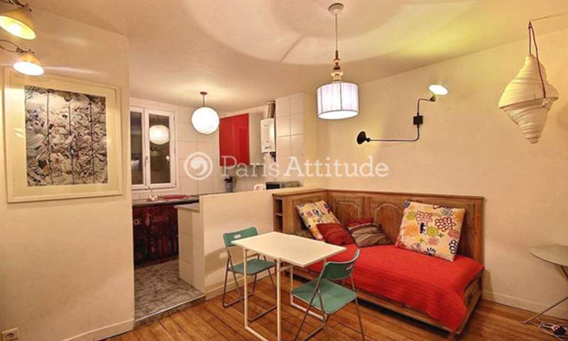 Rent Apartment 1 Bedroom 34m² quai de Valmy, 75010 Paris