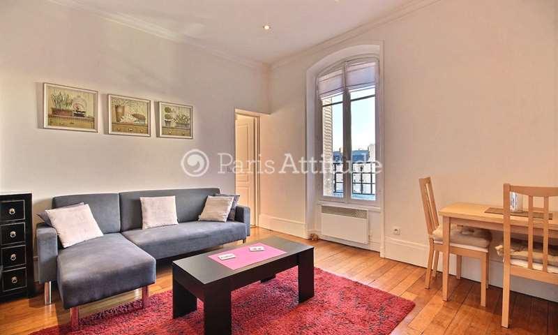 Rent Apartment 1 Bedroom 37m² Boulevard d inkermann, 92200 Neuilly sur Seine