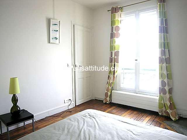 Louer un appartement paris 75013 45m les gobelins for Cailles sur canape dvd