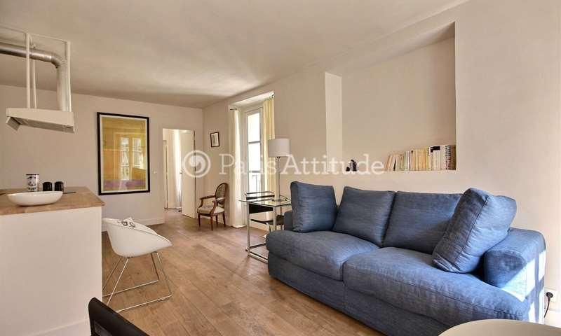 Rent Apartment 1 Bedroom 42m² rue de la Comete, 7 Paris