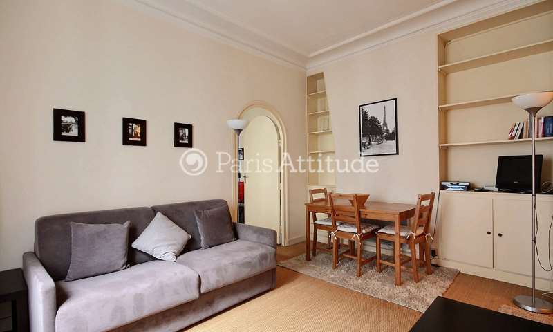 Rent Apartment 1 Bedroom 40m² rue des Fosses Saint Jacques, 75005 Paris