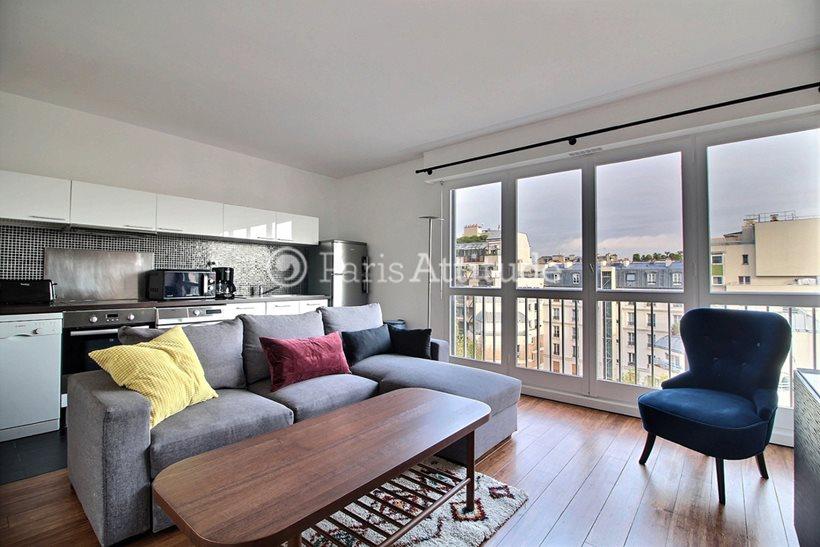 Aluguel Apartamento mobiliado 2 quartos 50m² rue emile Dubois, 75014 Paris