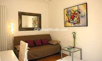 Rent Apartment 1 Bedroom 40m² rue des Ternes, 17 Paris