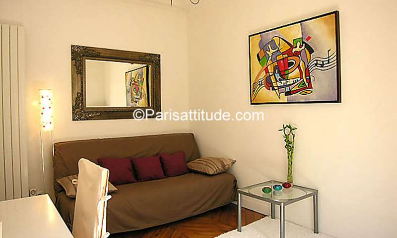 Rent Apartment 1 Bedroom 40m² rue des Ternes, 17 Paris
