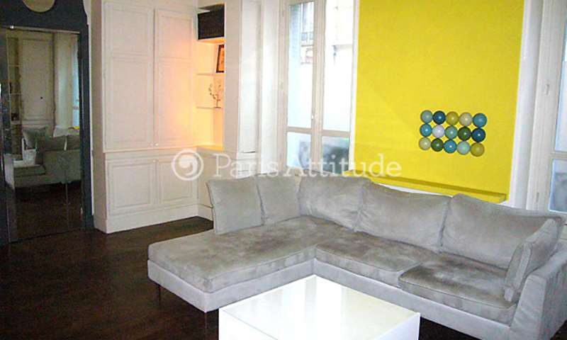 Location Appartement 1 Chambre 45m² rue Paul Fort, 75014 Paris