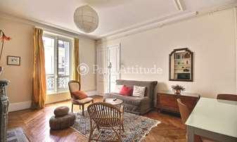 Rent Apartment 1 Bedroom 50m² rue Victor Masse, 9 Paris