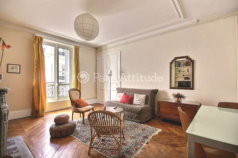 Aluguel Apartamento mobiliado 1 quarto 50m² rue Victor Masse, 75009 Paris