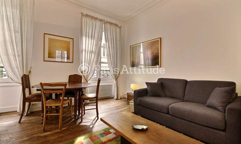 Rent Apartment 1 Bedroom 50m² rue La Condamine, 75017 Paris