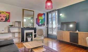 Rent Apartment 2 Bedrooms 52m² Cité des trois bornes, 11 Paris