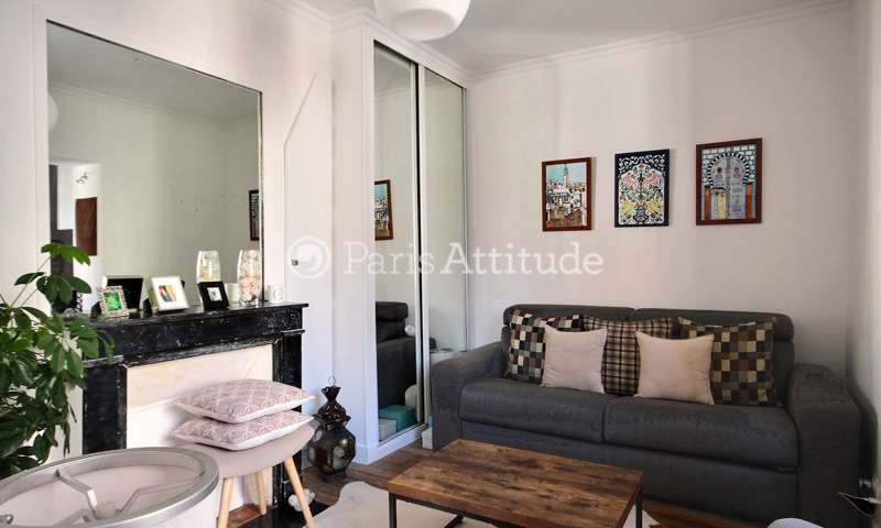 Rent Apartment 1 Bedroom 30m² rue de Dunkerque, 75009 Paris