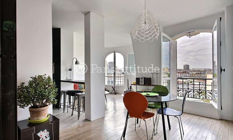 Rent Apartment 1 Bedroom 42m² rue de Mirbel, 75005 Paris
