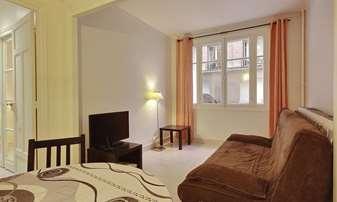 Location Appartement 1 Chambre 36m² rue de Musset, 16 Paris