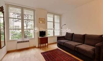 Rent Apartment Studio 19m² rue Simon Le Franc, 4 Paris