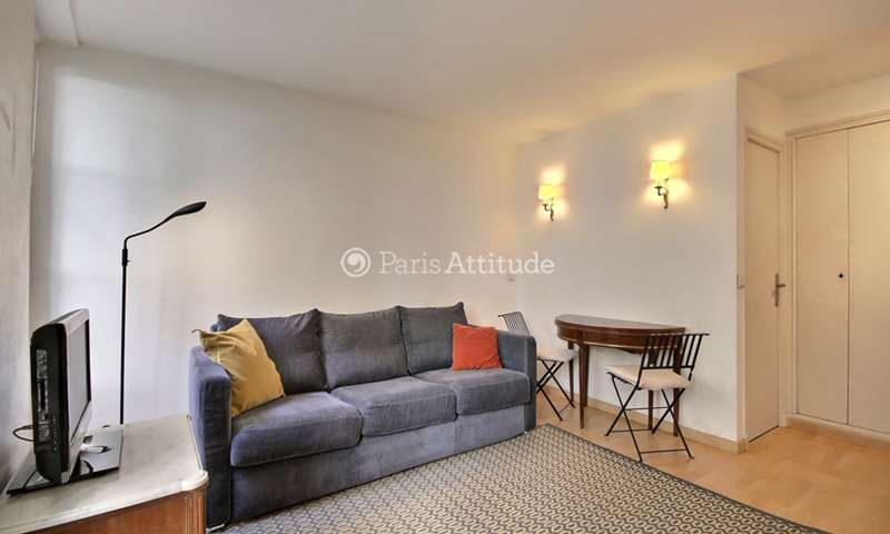 Rent Apartment Studio 19m² rue Simon Le Franc, 4 Paris
