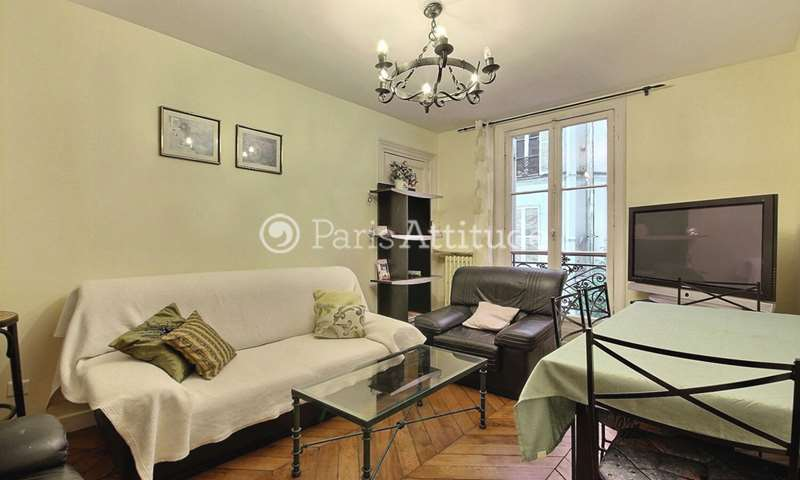 Location Appartement Alcove Studio 33m² place Jussieu, 75005 Paris