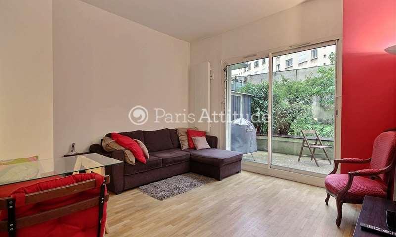 Rent Loft Alcove Studio 38m² rue erard, 75012 Paris