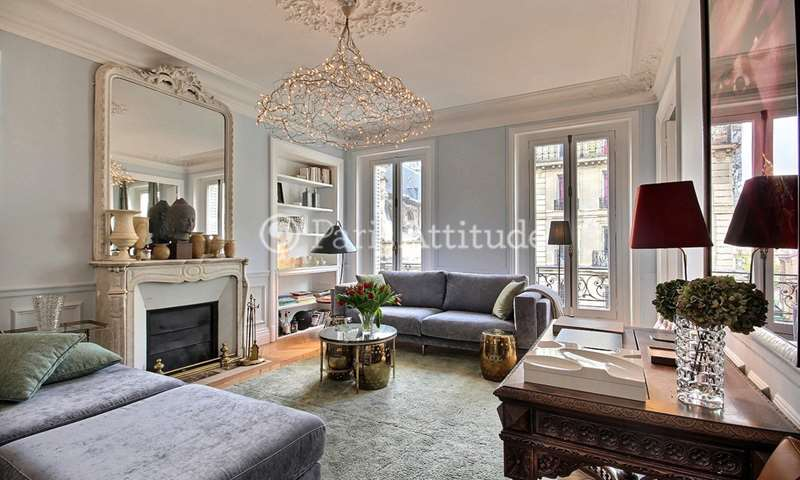 Rent Apartment 2 Bedrooms 110m² rue du Temple, 3 Paris