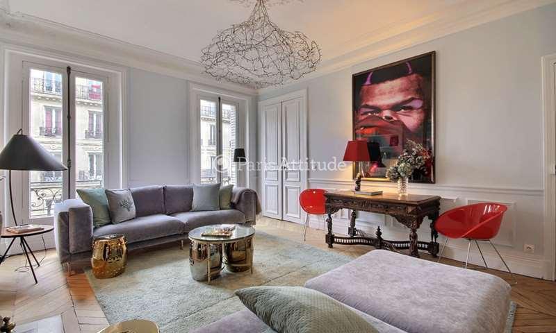 Location Appartement 2 Chambres 110m² rue du Temple, 75003 Paris