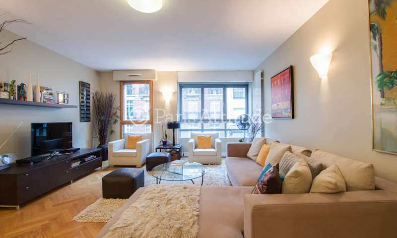 Rent Apartment 2 Bedroom 100m² avenue Paul Doumer, 75016 Paris