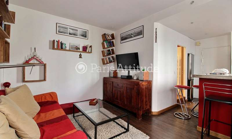 Rent Apartment 1 Bedroom 35m² rue de Tocqueville, 17 Paris