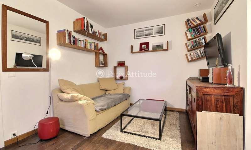 Rent Apartment 1 Bedroom 35m² rue de Tocqueville, 17 Paris
