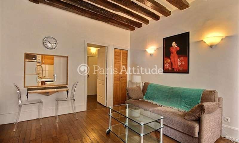 Rent Apartment Studio 26m² rue des Ciseaux, 75006 Paris